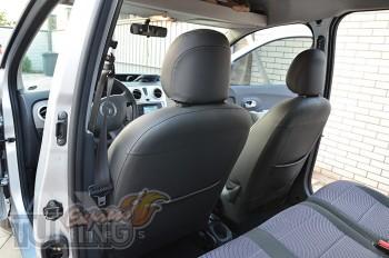 Авточехлы в Renault Lodgy с 2016- года серии Premium Style