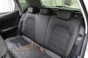 Чехлы на Seat Arona оригинальный комплект серии Dynamic