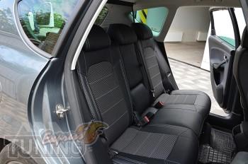 Чехлы на Seat Toledo 3 оригинальный комплект серии Dynamic