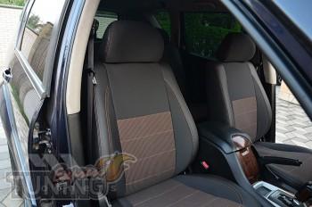 Авточехлы на Санг Енг Рекстон 2 серии Premium Style