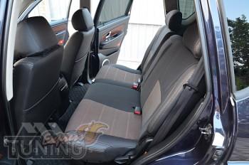 Авточехлы Санг Енг Рекстон 2 серии Premium Style