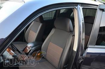 Авточехлы в авто Санг Енг Рекстон 2 серии Premium Style