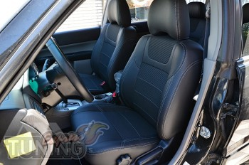 Чехлы Subaru Forester 2 оригинальный комплект серии Dynamic