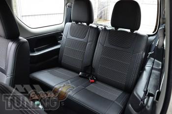 Чехлы в авто Suzuki Jimny оригинальный комплект серии Dynamic