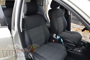 Авточехлы Тойота Королла 9 Е120 серии Premium Style