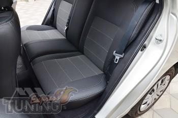 Авточехлы для Тойота Королла 9 Е120 серии Premium Style