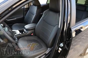 Чехлы Toyota Rav 4 5 оригинальный комплект серии Dynamic