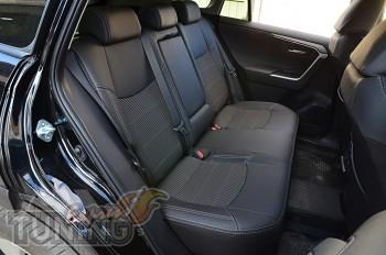 Чехлы в Toyota Rav 4 5 оригинальный комплект серии Dynamic