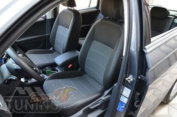 Авточехлы Фольксваген Тигуан 2 серии Premium Style
