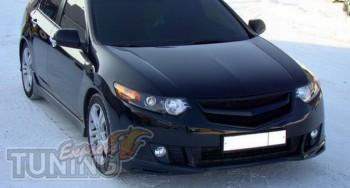 Спортивная решетка для Honda Accord 8 (дорестайлинг)