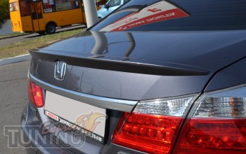 Спойлер Honda Accord 9 сабля