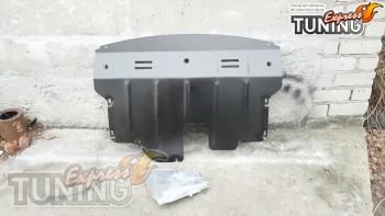 Защита двигателя Киа Соул 2 поколения оригинал