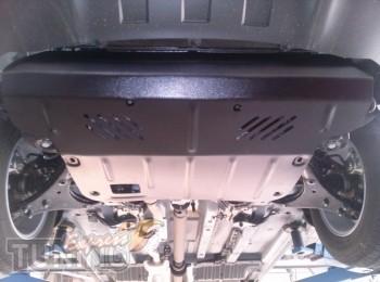 Защита двигателя Hyundai Tucson (защита картера Хендай Туксон)