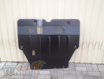Защита двигателя Hyundai Sonata NF (защита картера Хендай Соната