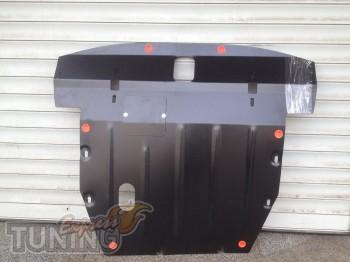 Защита двигателя Хендай Санта Фе (защита картера Hyundai Santa F