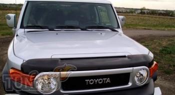 Дефлектор капота Toyota FJ Cruiser оригинал фото