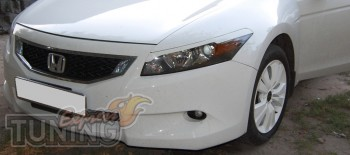 Купить реснички на фары Хонда Аккорд купе (USA)