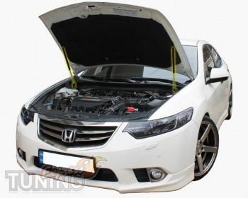 Газовый упор капота Хонда Аккорд 8 оригинал
