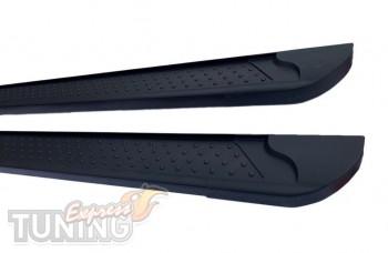 Подножки на Acura MDX 3 оригинал Allmond