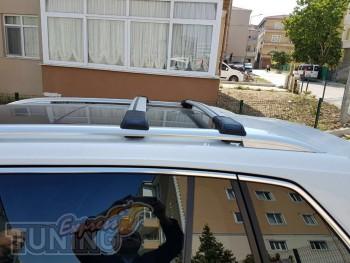 Перемычки на крышу Skoda Fabia 2 combi