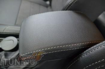 заказать Автомобильные чехлы Шкода Октавии А7 (Чехлы Skoda Octav