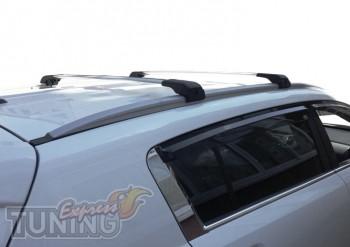 Оригинальные дуги на крышу kia SPortage 3 поколения