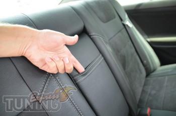 купить Автомобильные чехлы Тойота Камри 40 (чехлы Toyota Camry V