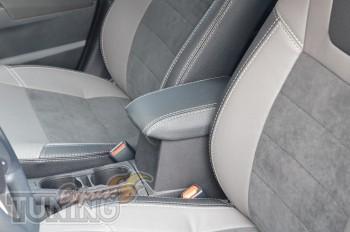 Автомобильные чехлы Тойота Королла Е170 (чехлы Toyota Corolla E1
