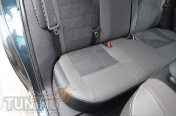 Автомобильные чехлы Тойота Королла Е170 (купить чехлы Toyota Cor
