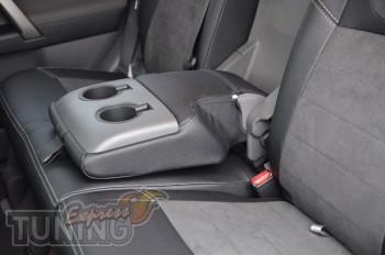 заказать Автомобильные чехлы Тойота Прадо 150 (чехлы Toyota Prad