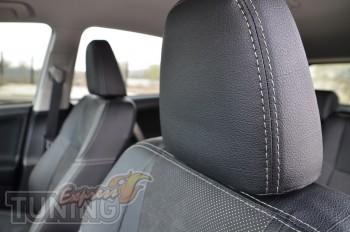 Автомобильные чехлы Тойота Рав 4 4 в магазине експресстюнинг (че