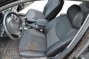 Автомобильные чехлы для авто Тойота Рав 4 3 (чехлы Toyota Rav 4
