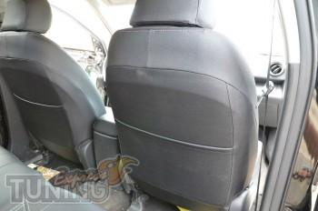 заказать Автомобильные чехлы Тойота Рав 4 3 (чехлы Toyota Rav 4