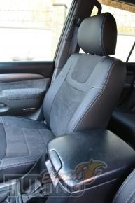 Автомобильные чехлы в машину Тойота Прадо 120 (чехлы Toyota Prad