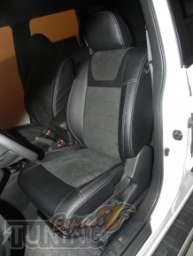 Автомобильные чехлы Ниссан Х-Трейл (Чехлы Nissan X-Trail T31)