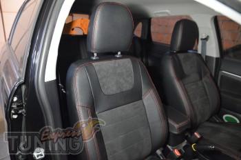 Автомобильные чехлы для авто Митсубиси АСХ (Чехлы Mitsubishi ASX