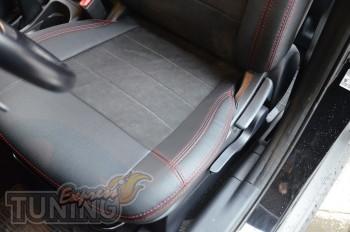 заказать Автомобильные чехлы Митсубиси АСХ (Чехлы Mitsubishi ASX