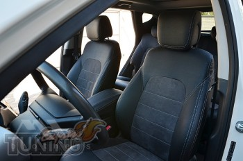 чехлы Хендай Санта Фе 3 (чехлы Hyundai Santa Fe 3)