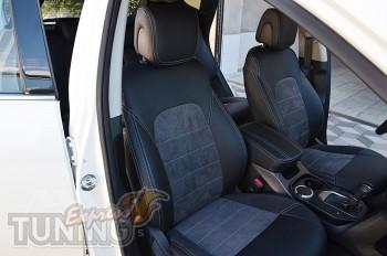 авточехлы Hyundai Santa Fe 3