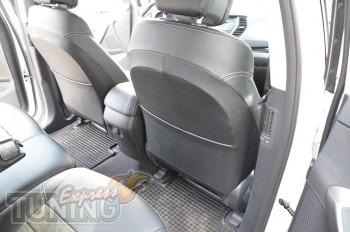 Автомобильные чехлы Хендай Санта Фе 3 (Чехлы для авто Hyundai Sa