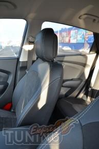 купить Автомобильные чехлы Хендай ix35 (Чехлы Hyundai ix35)