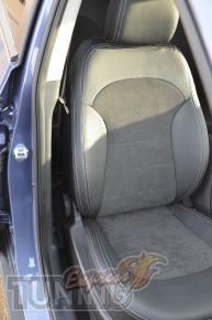 заказать Автомобильные чехлы Хендай ix35 (Чехлы Hyundai ix35)