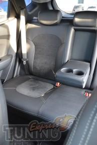 Автомобильные чехлы Хендай ix35 (Чехлы в салон для авто Hyundai