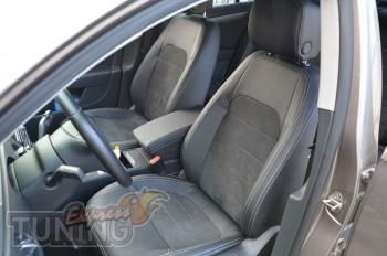 Автомобильные чехлы Фольксваген Пассат Б7 (чехлы Volkswagen Pass