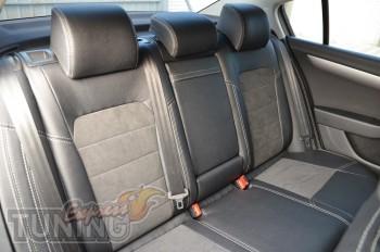 Автомобильные чехлы Фольксваген Пассат Б7 (заказать чехлы Volksw