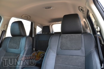 Автомобильные чехлы Хонда CR-V 4 (Чехлы Honda CR-V 4)