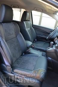 купить Автомобильные чехлы Хонда CR-V 4 (Чехлы Honda CR-V 4)