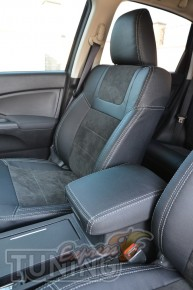 Автомобильные чехлы Хонда CR-V 4 в магаизне (Чехлы Honda CR-V 4