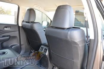 заказать Автомобильные чехлы Хонда CR-V 4 (Чехлы Honda CR-V 4)