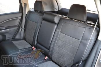Автомобильные чехлы Хонда CR-V 4 (купить Чехлы Honda CR-V 4)